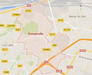 Romainville-93