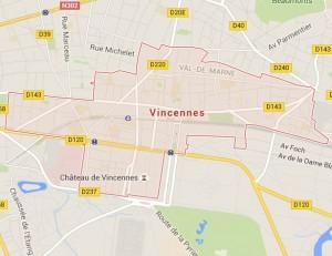 Vincennes le 94